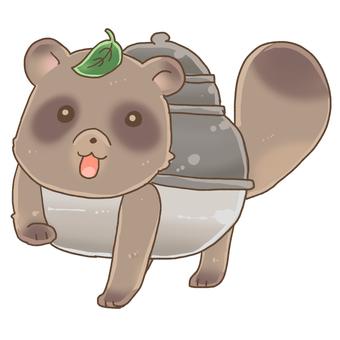 ぶんぶく茶釜