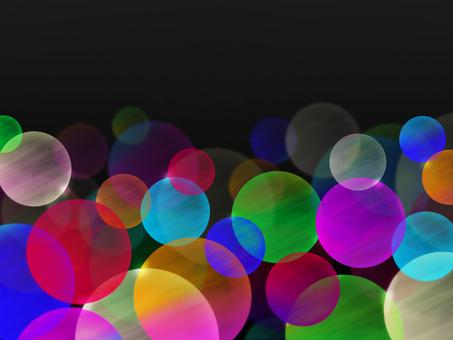 霓虹燈風格背景