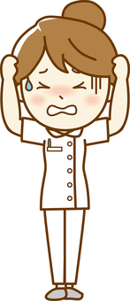 Nurse whole body 12