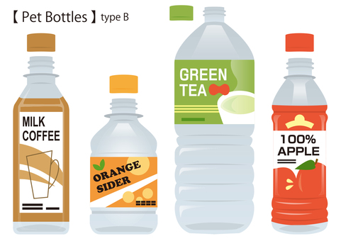Pet Bottle Type B