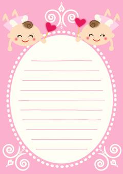 Angel's card