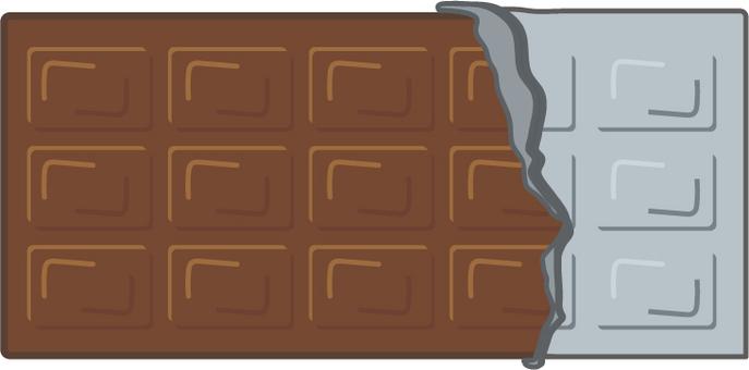 판 초콜릿 2