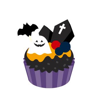 ハロウィンスイーツ ケーキ3