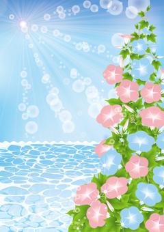 Blue Sea and Sky Asakao 3