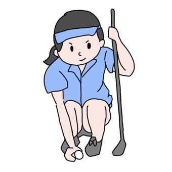 Golf women part 1