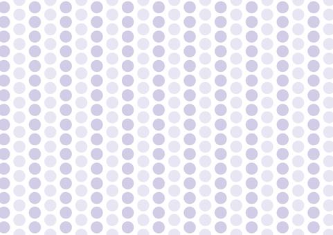 Small polka dot purple