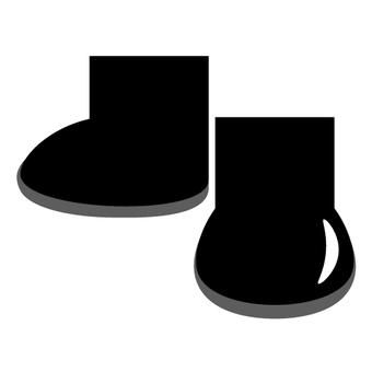 Cute short boots