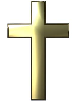 Cross (gold)