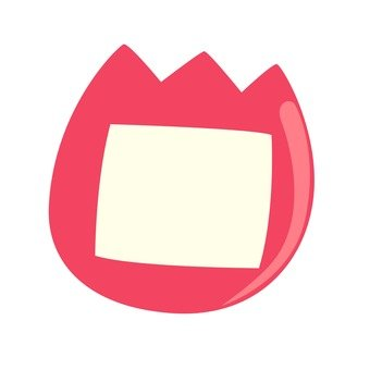 Name tag (tulip)