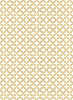 Japanese Pattern Cloisonne <Khaki>