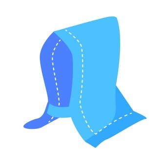 Disaster prevention hood width 2