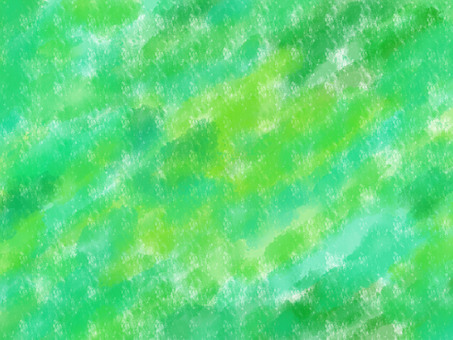 Watercolor style green background
