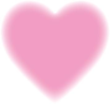 Heart _ blur _ _ 1 _ pink