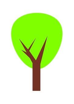 Tree icon 4