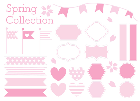 Spring is coming soon! Cute spring collection