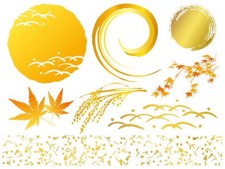 Various f_ autumn transparency _ cs