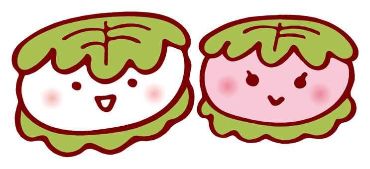 Kashie and Kashiwa