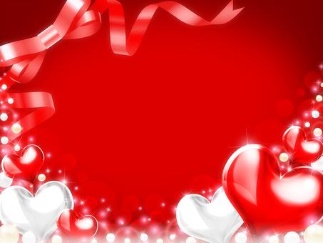 Female · Autumn · Winter · Valentine's Heart Background 5