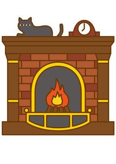 Fireplace 4c