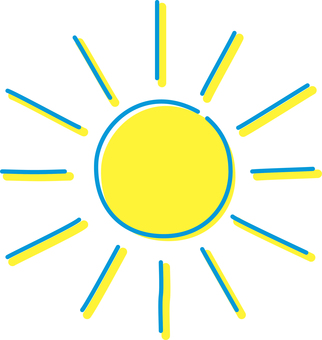 Image of summer sun
