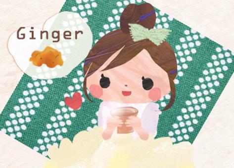 Ginger tea