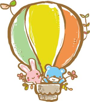 Vehicle Series ★ Marchen Balloon ★