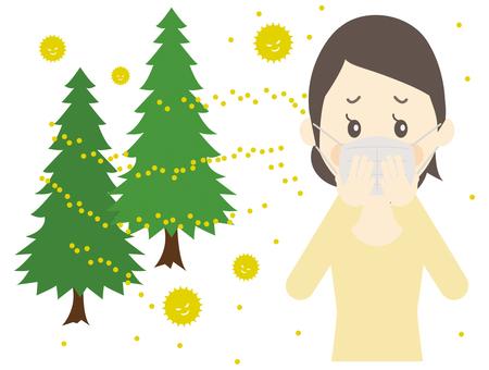 Hay Fever Mask Pollen