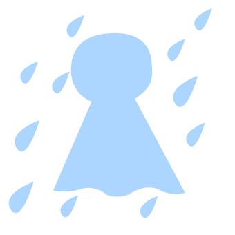 Taru Teru和雨