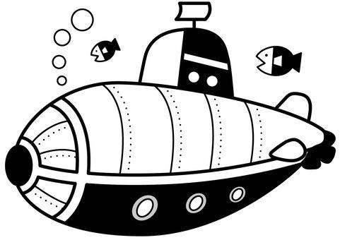 Submarine 1c
