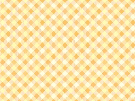 배경 벽지 패턴 오렌지 체크 무늬 가을 겨울