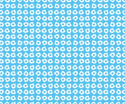 Japanese pattern (Kanoko) 5