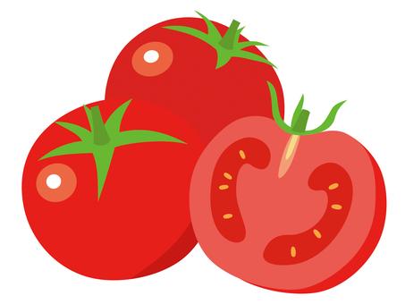Mini tomato (petit tomato)