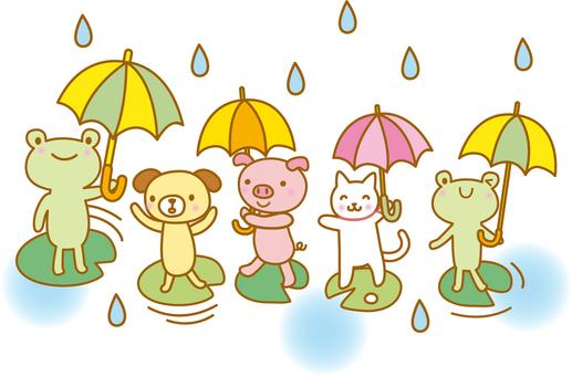 Rainy day 3