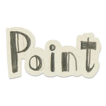 Handwritten Pop Point