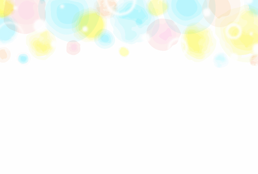 水彩画風背景12