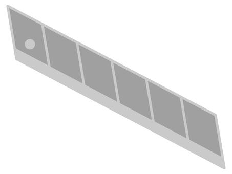 カッターの替え刃