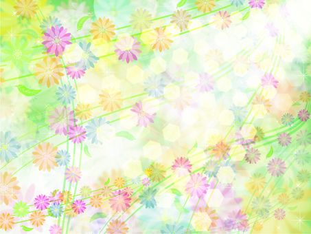 Flower background 01