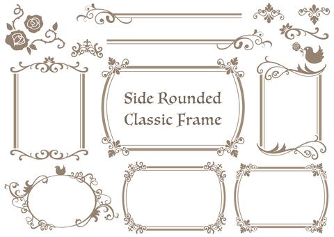 Classic frame set