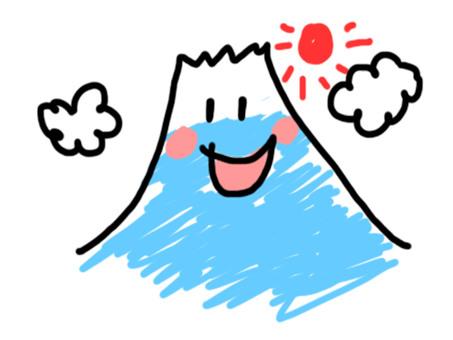 Mt. Fuji Laughing