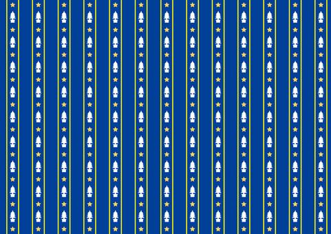 Wallpaper - Christmas - Blue