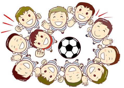 chacha soccer