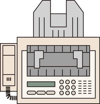 Fax, fax, fax