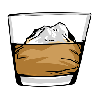 Whiskey (on the rock)