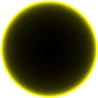Golden Circle eclipse