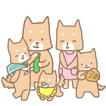 Family dog 05