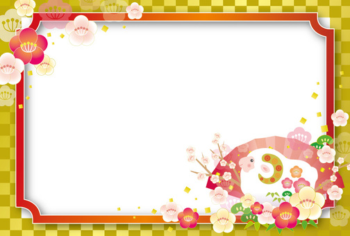Sheep's frame 26