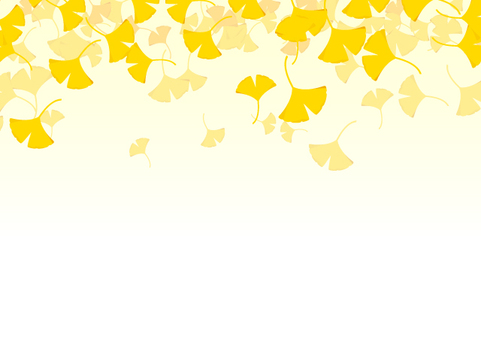 Gingko background material 1