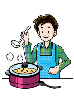 I am going to cook as well.