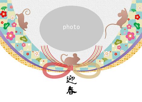 新年賀卡_兒童框35