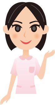 職業婦女 - 護士信息